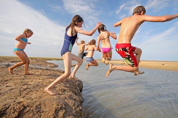 Splash! Wonderful wild swims
