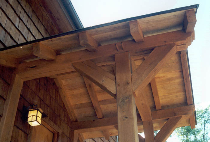 Myths About Building with Timber
