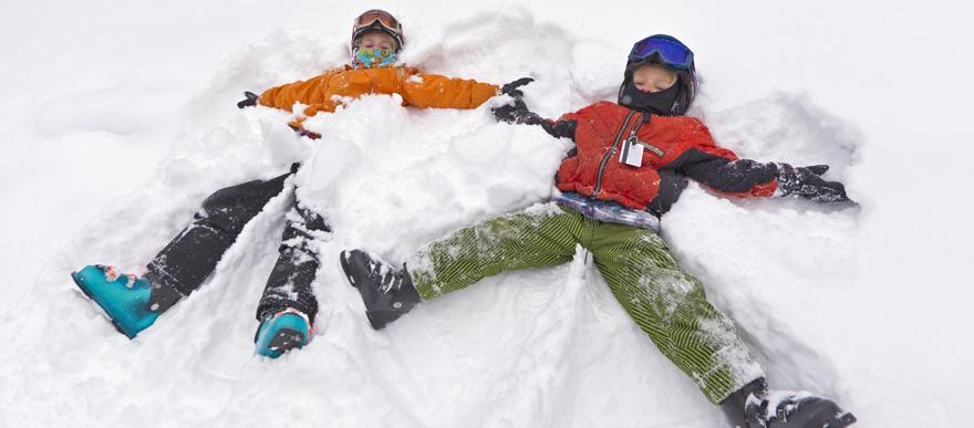 Winter Activities for the Kids