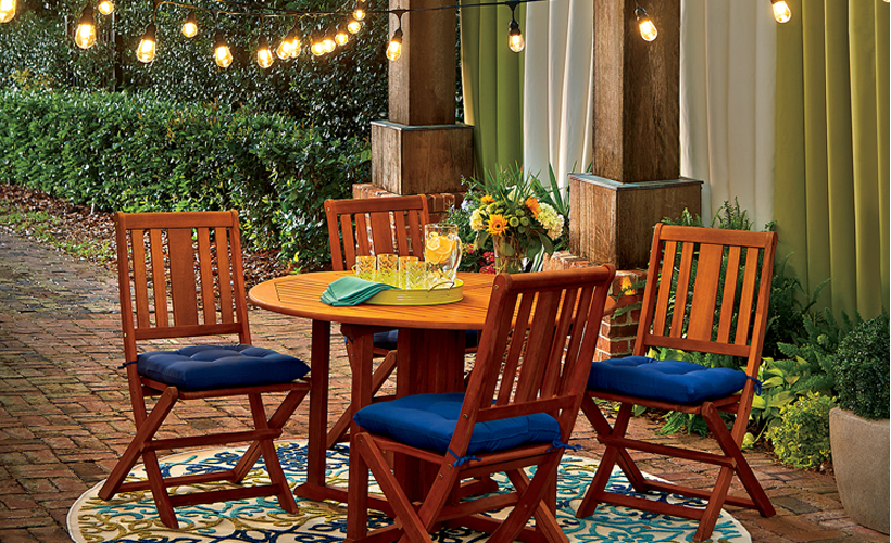 What to do with that Unused Outdoor Space