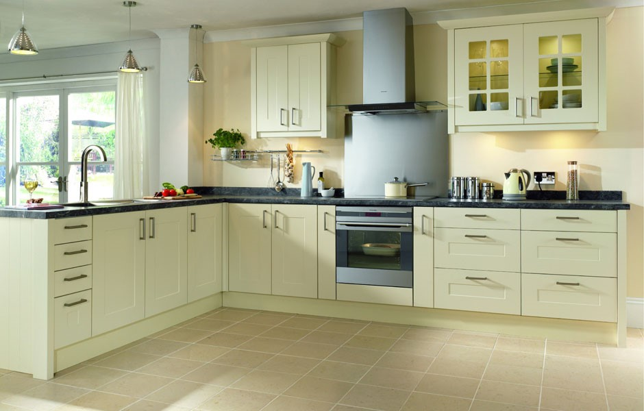 Fitted Kitchens – Choices Galore